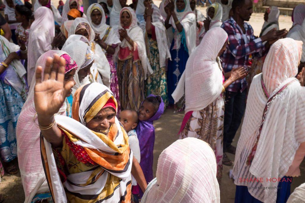Christian festival, Keren, Eritrea.