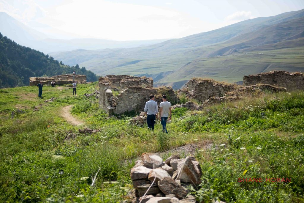 A walk through Chechnya