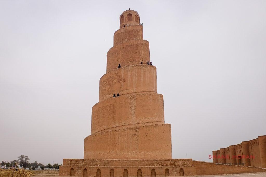 The Grand Mosque of Samarra, Iraq