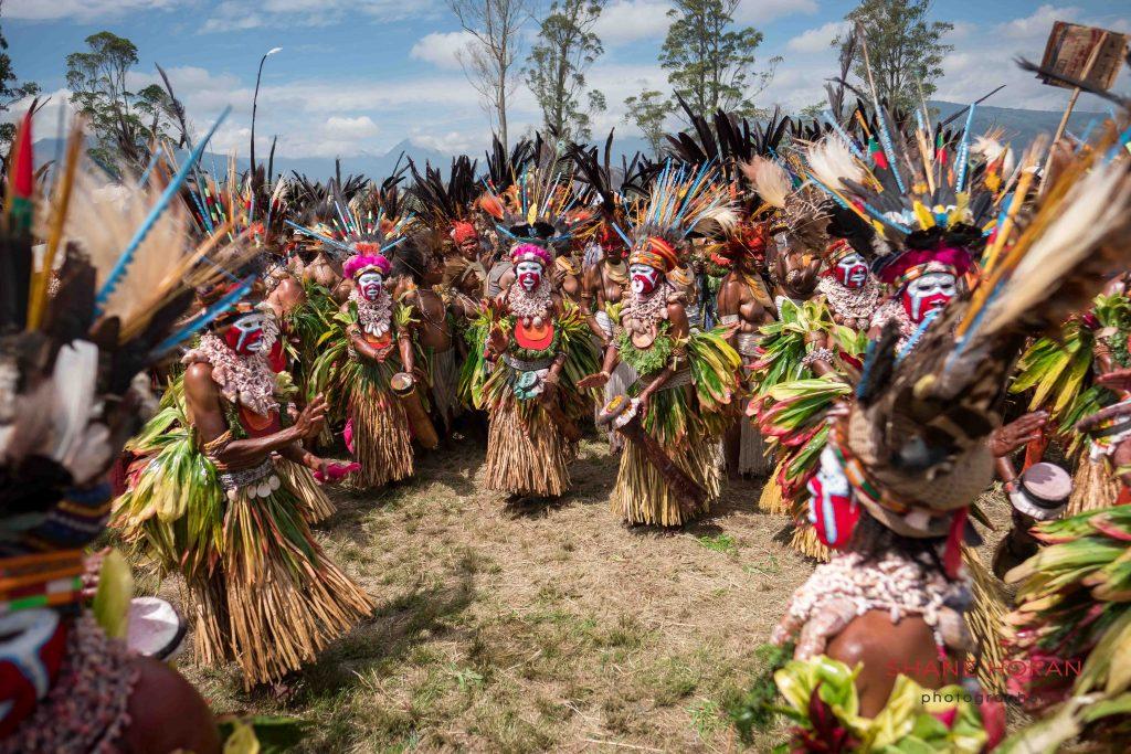 Sing-sing, Mount Hagen, Papua New Guinea