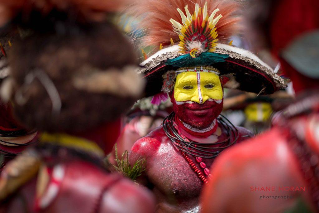 Participant, Mt Hagen, Papua New Guinea