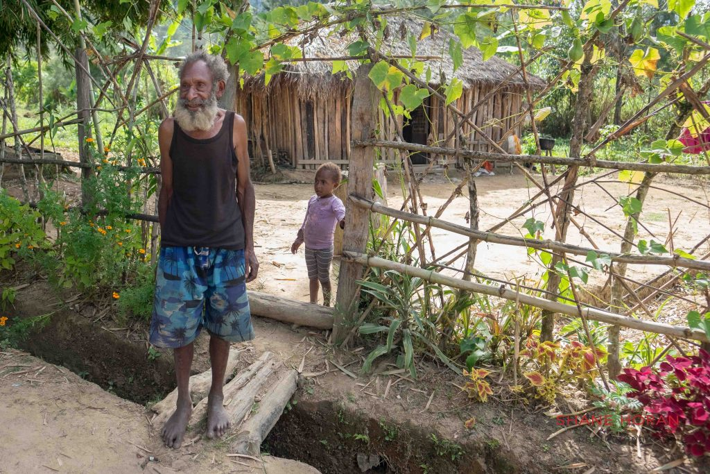 Family, Papua New Guinea