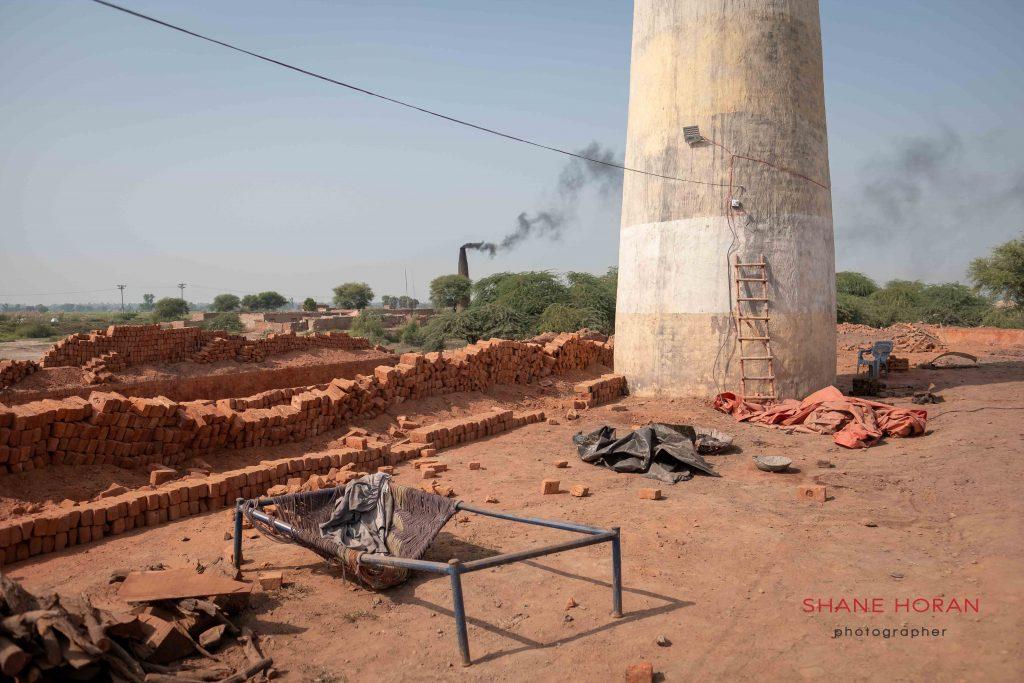 Multiple brick factories, Pakistan