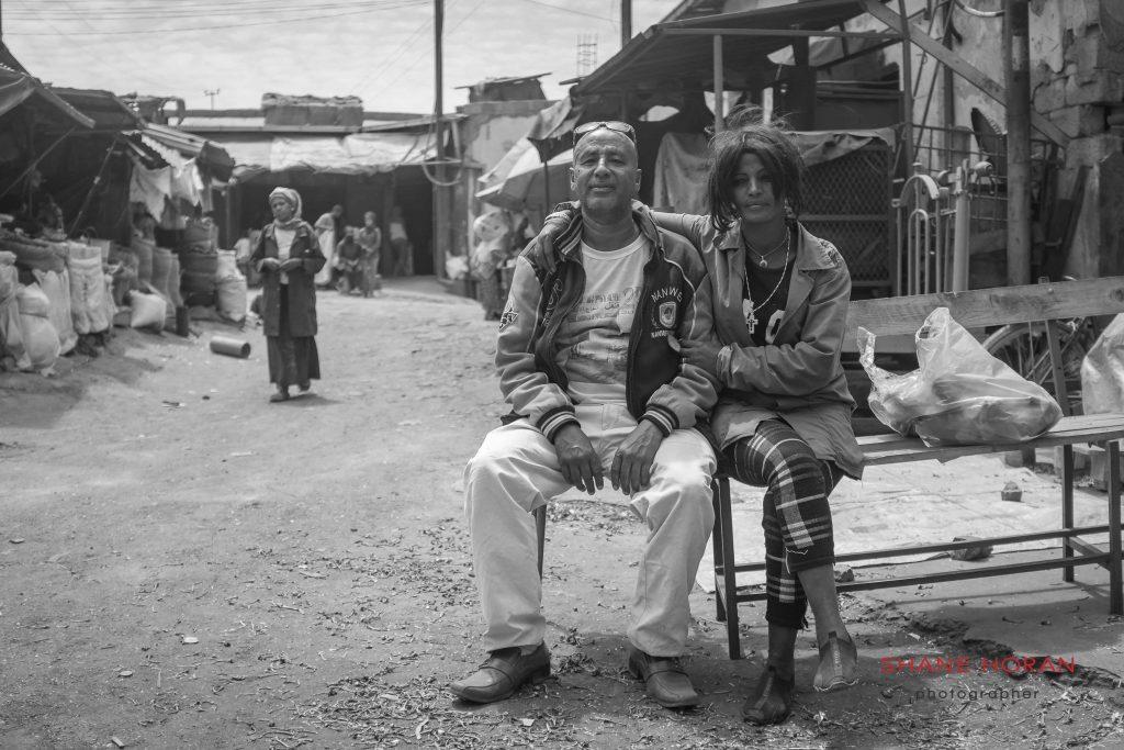 Locals in Asmara